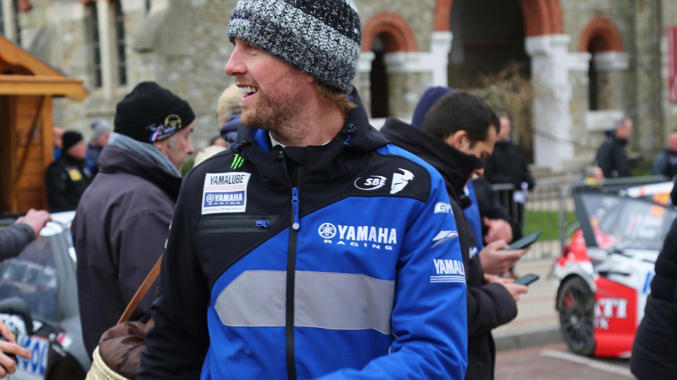 Adrien Van Beveren participait vendredi et samedi à la 59e édition du rallye du Touquet.