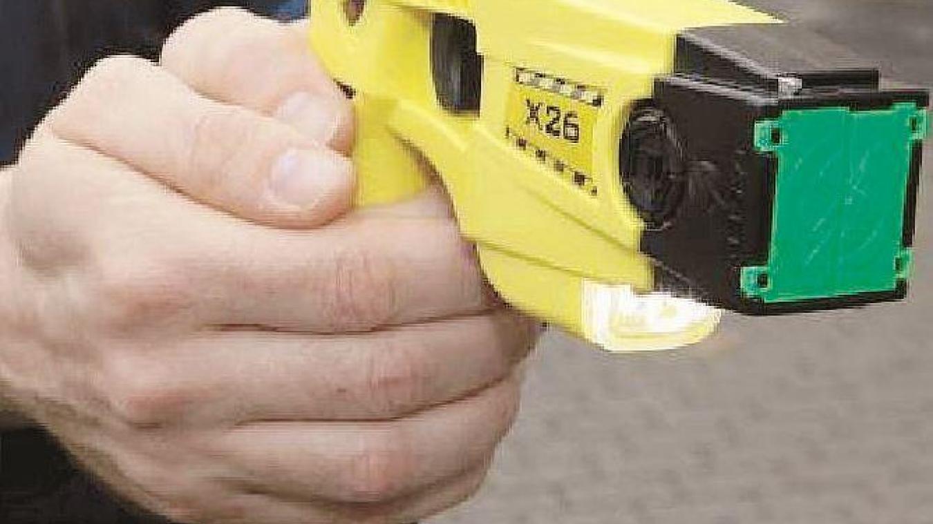 Beuvry: la police utilise un Taser pour interpeller un homme menaçant