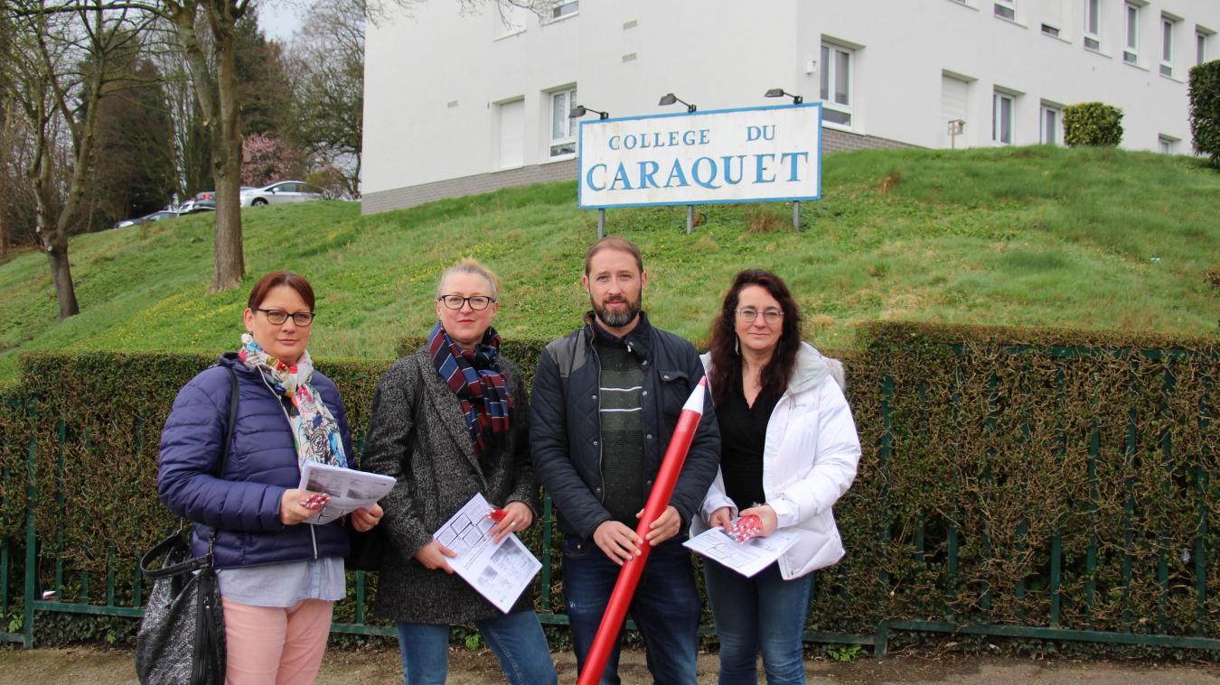 Ce groupe d'enseignants se mobilise contre les réformes Blanquer, et les raisons de leur colère sont nombreuses.