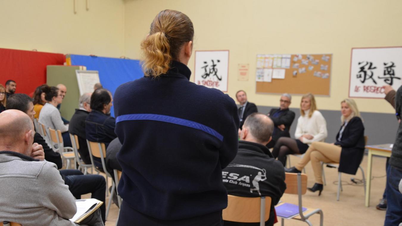 Le débat qui s'est tenu au centre pénitentiaire de Longuenesse a permis de recenser les nombreuses propositions des détenus y participant.