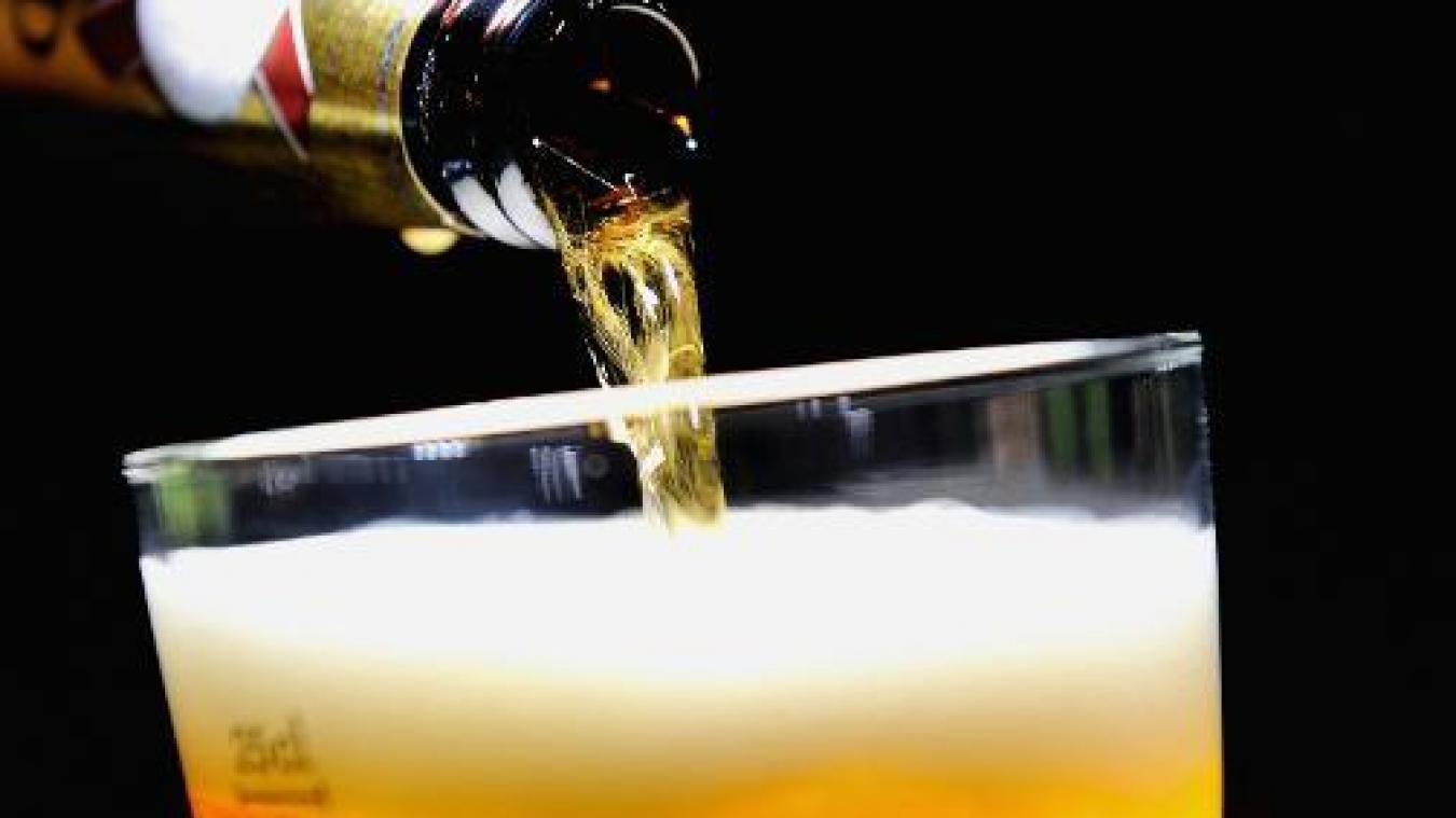 L'alcool coulé à flots, et la situation a dégénéré.