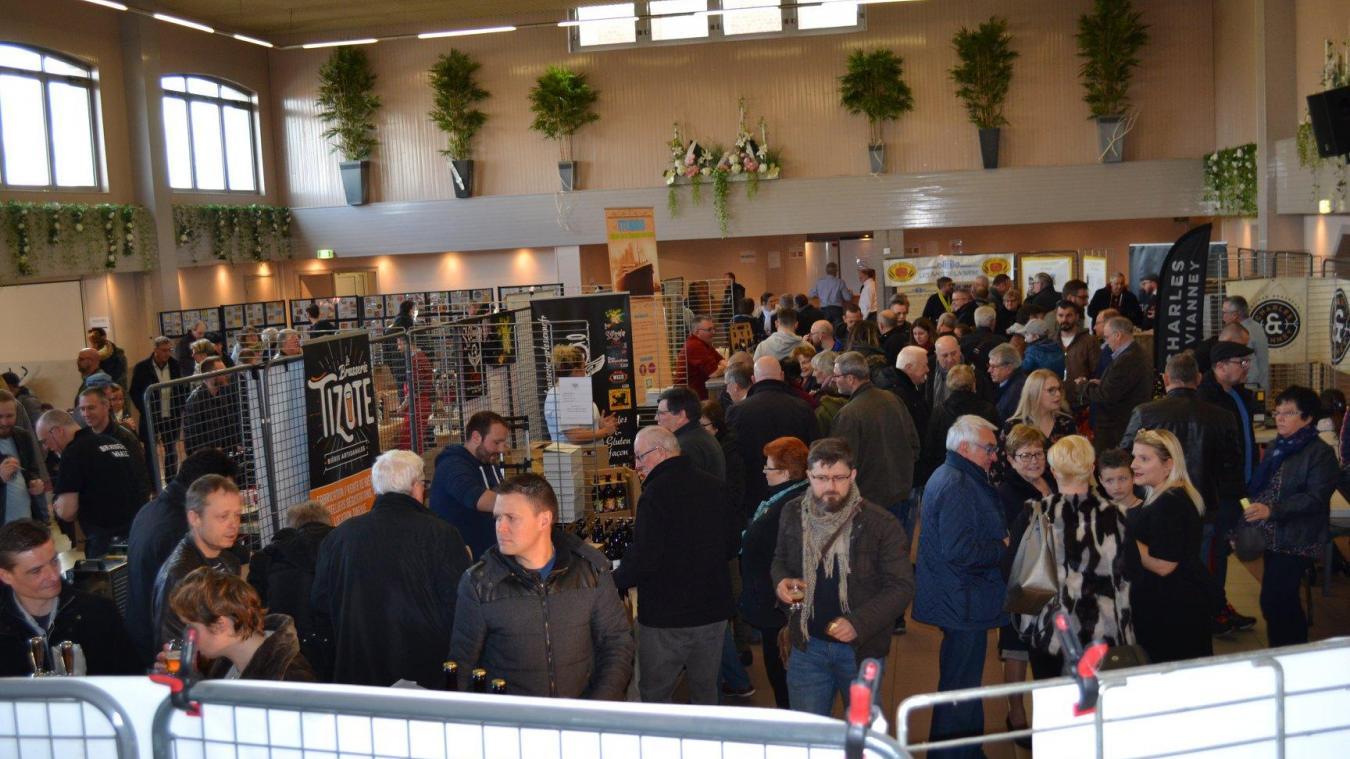 Nœux-les-Mines : après son succès, le salon de la bière devrait avoir une seconde édition