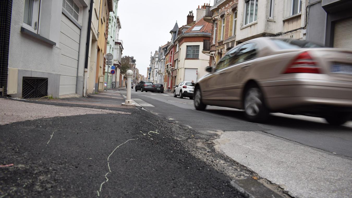 Plusieurs fois rafistolé à la suite de divers travaux, le début de l'avenue About (en venant du Kursaal jusque la rue Gaspard-Neuts) va avoir droit à un relooking. Tant attendu.