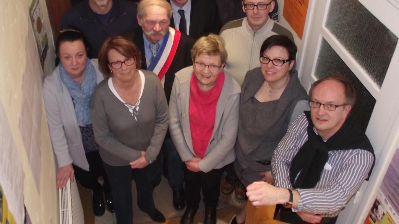 En 2014, le maire sortant, Hervé Crépin, avait été réélu. Sa première adjointe, Claudine Lehir, lui a succédé en 2016 après sa disparition soudaine. C'est désormais Brigitte Honvault, qui assure l'intérim jusqu'au 22 mars.