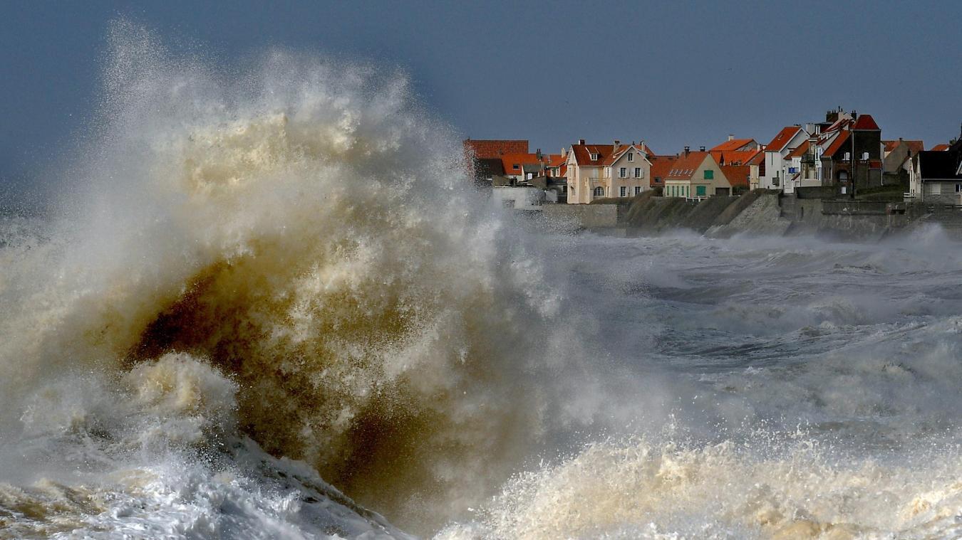 Grandes marées du samedi 28 septembre 2019 au mercredi 02 octobre 2019.