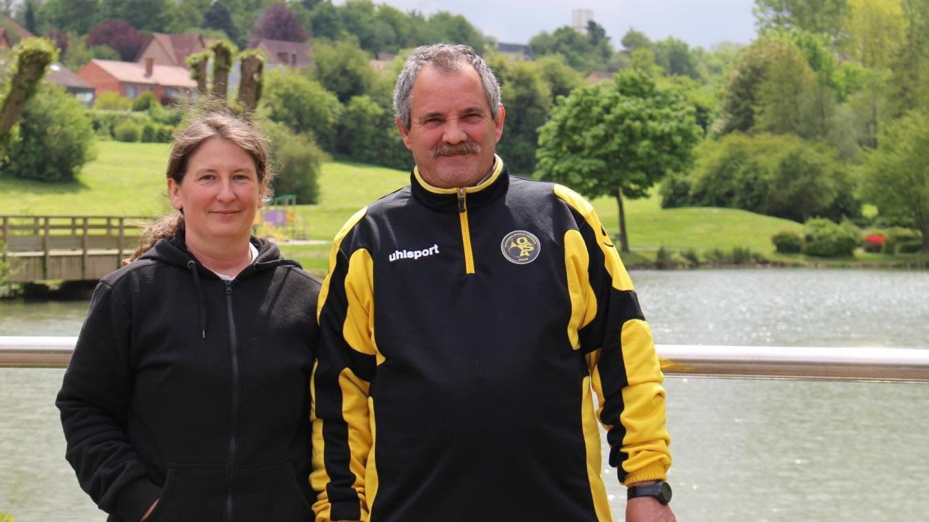 Michelle Lefevre et René Dupont sont les nouveaux repreneurs du domaine depuis mai dernier.