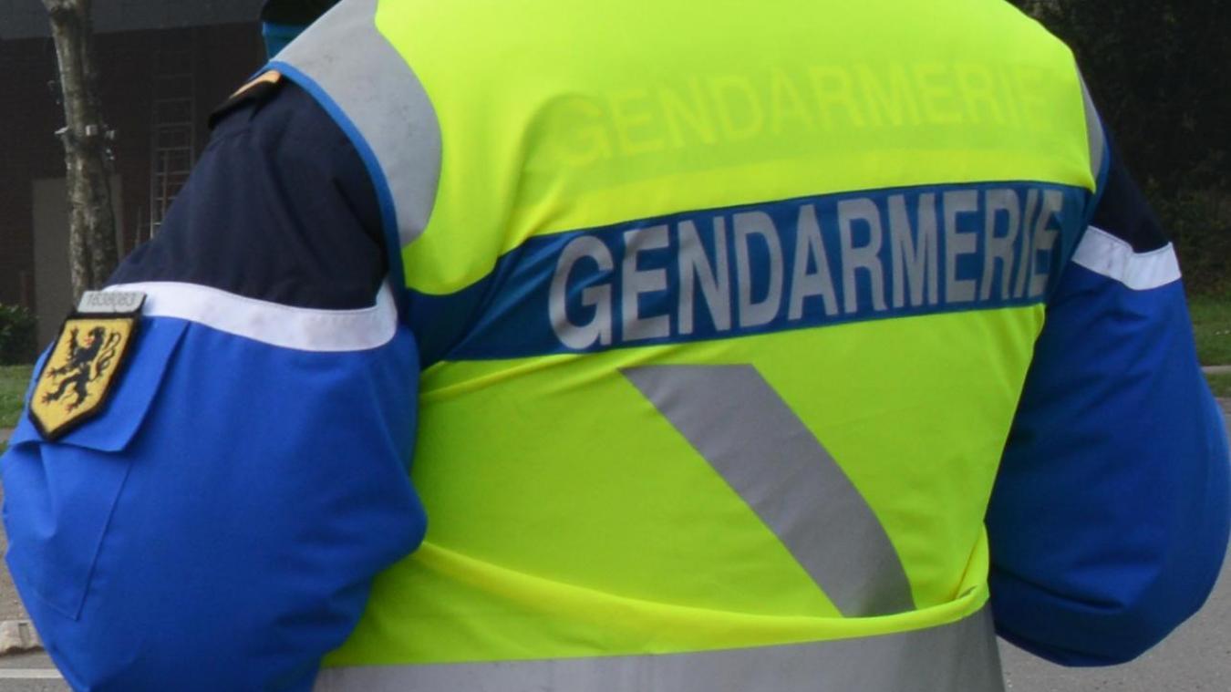 La gendarmerie lance un appel à la vigilance suite à l'alerte d'un habitant de Bimont.