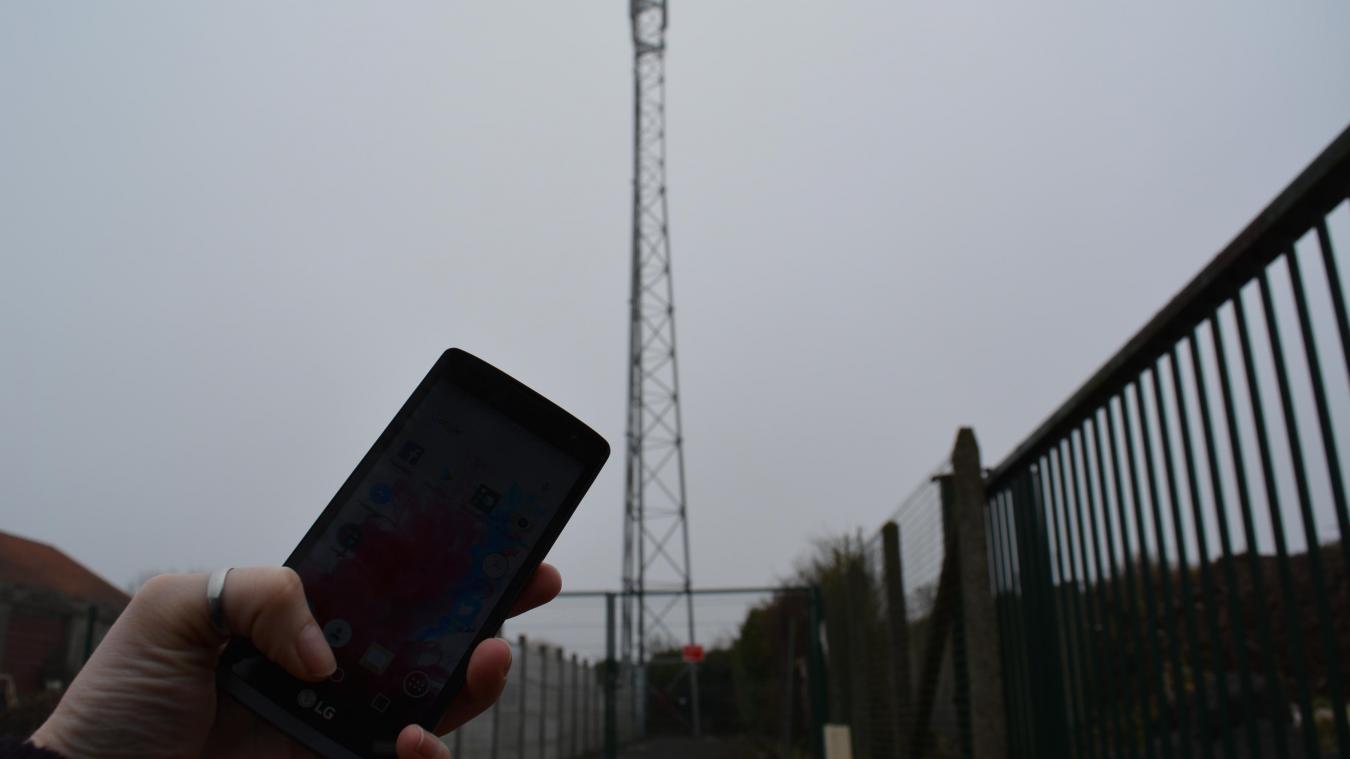 Loos-en-Gohelle : où l'antenne s'implantera-t-elle?