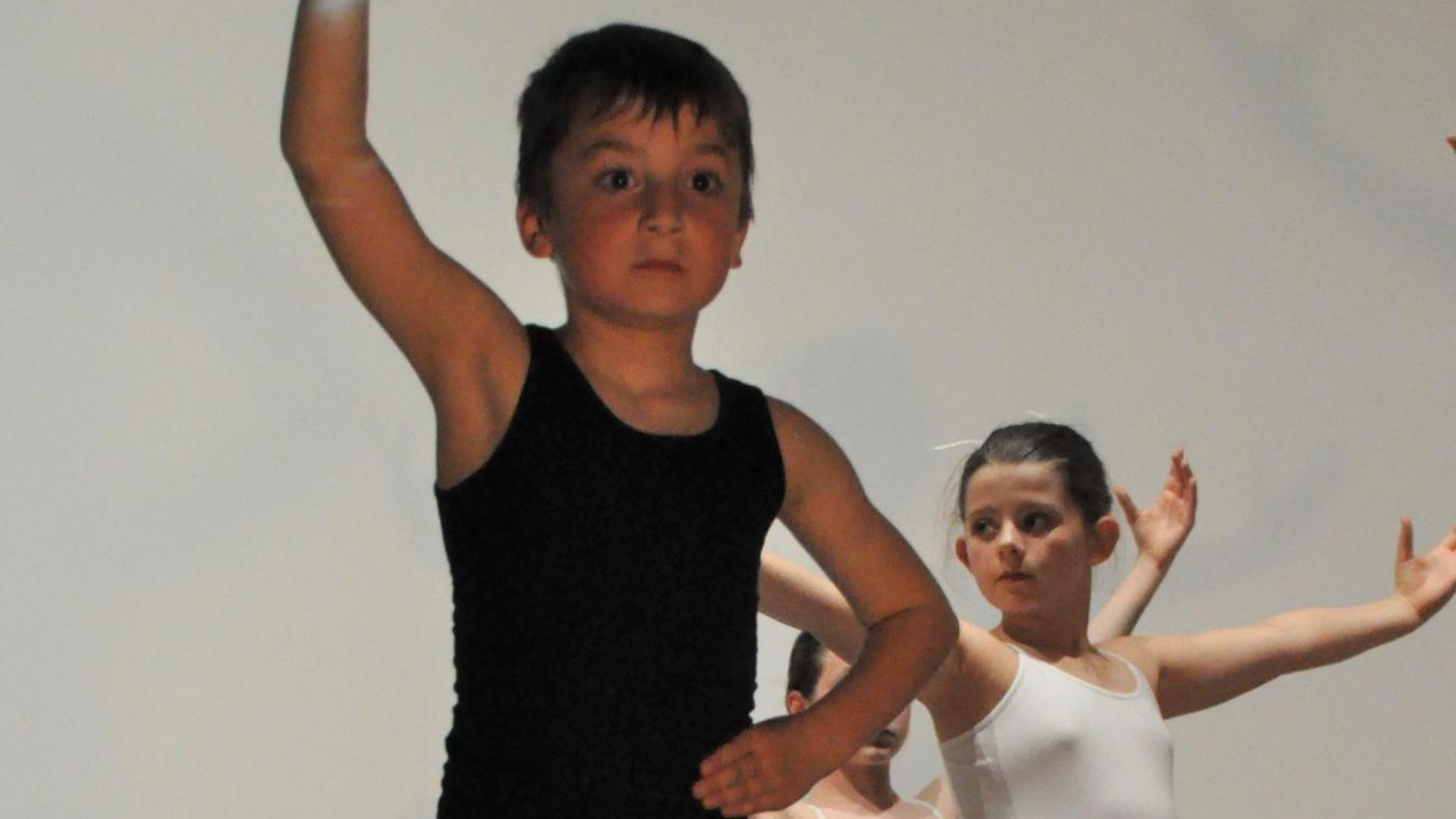 Norrent-Fontes : Gaël, 8 ans, passionné de danse - L'Écho de la Lys