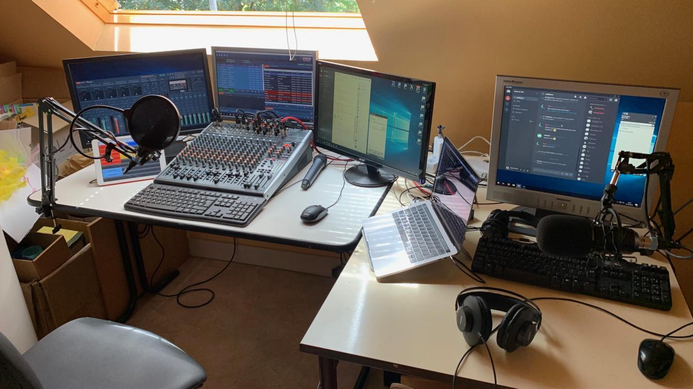 La web radio de Sailly-sur-la-Lys est lancée