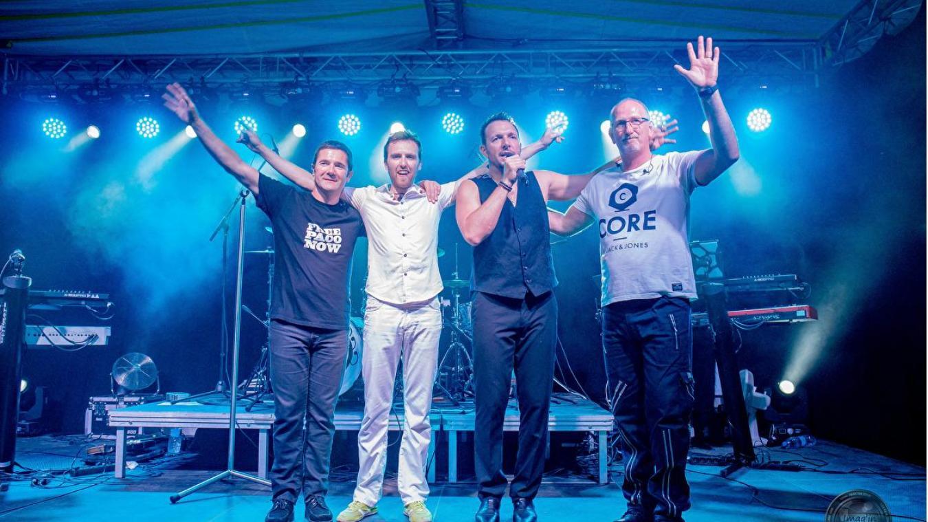 Le groupe Secret garden reprendra les chansons de Depeche Mode samedi soir.