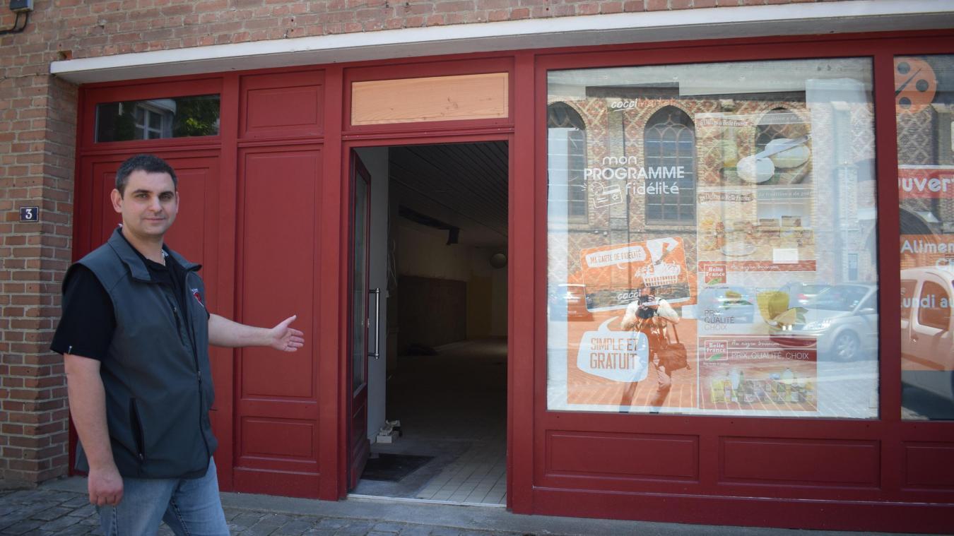 Une boutique éphémère va ouvrir pour vendre du pain