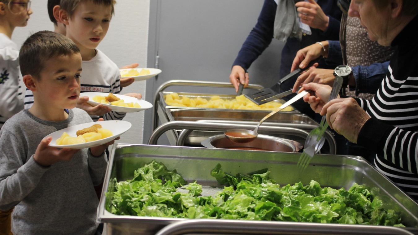 Le restaurant municipal proposera des repas à des tarifs adaptés aux revenus des familles.
