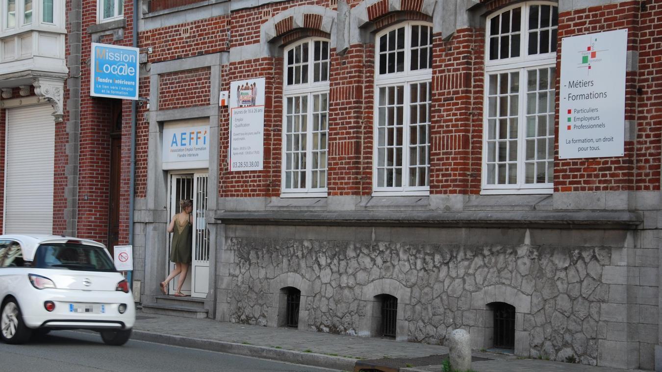 938 nouveaux jeunes ont poussé la porte de la Mission locale de Flandre intérieure en 2018.