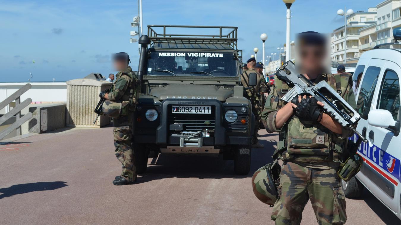 Trente soldats de la force Sentinelle sillonneront le Montreuillois cet été.