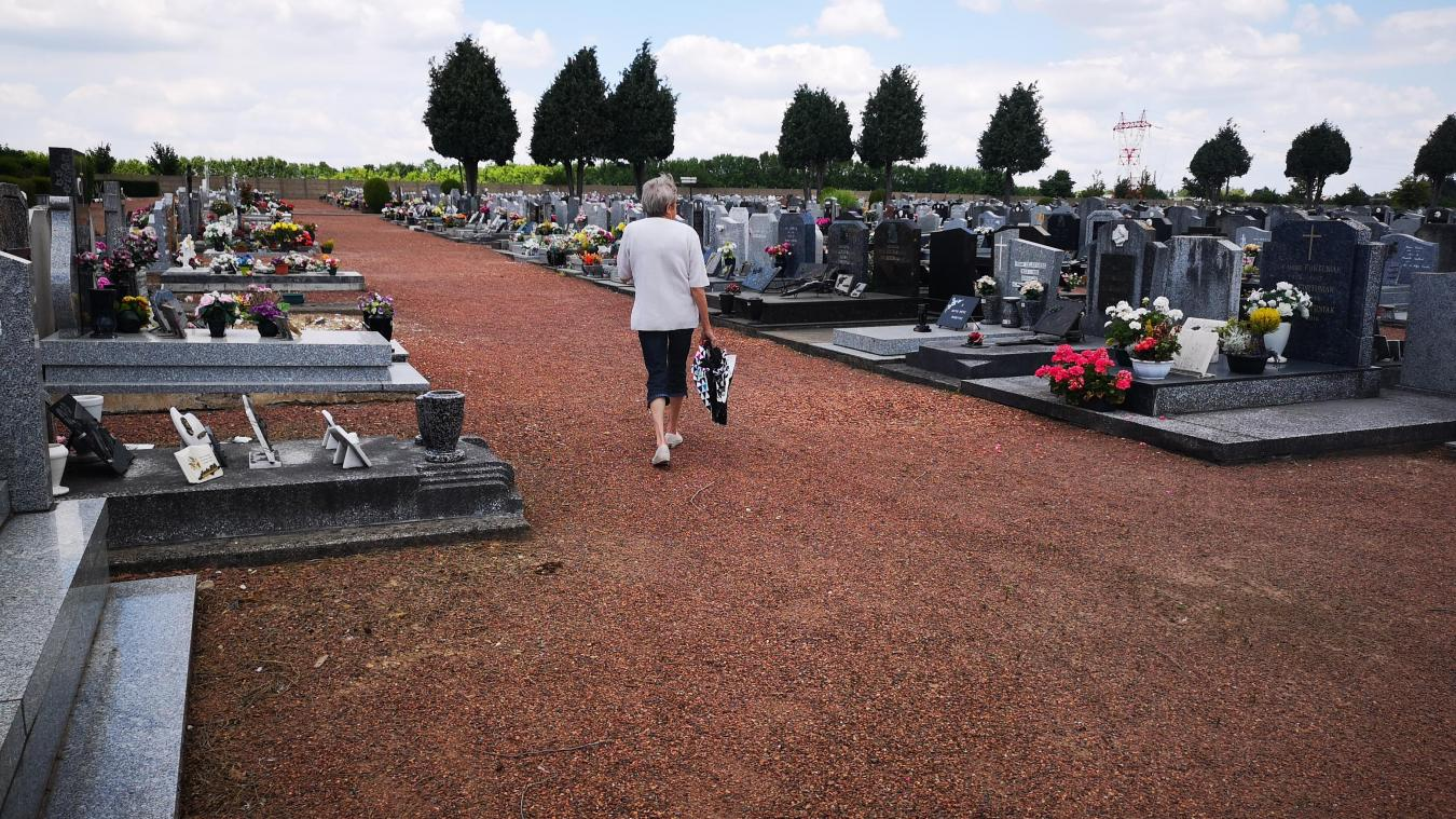Lens : le cimetière nord va être agrandi
