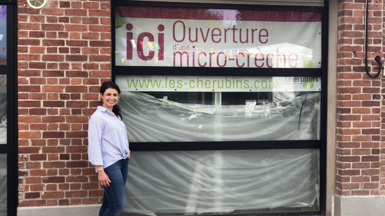 La micro-crèche Par ici les Petits Chérubins ouvrira prochainement ses portes de 7h30 à 18h30 du lundi au vendredi au 1 Bis place Jean-Levasseur.