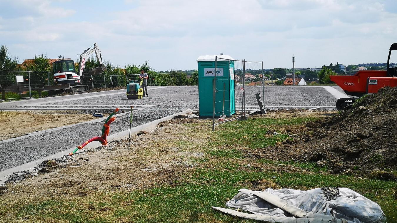 Liévin: un nouveau city stade à Saint-Albert