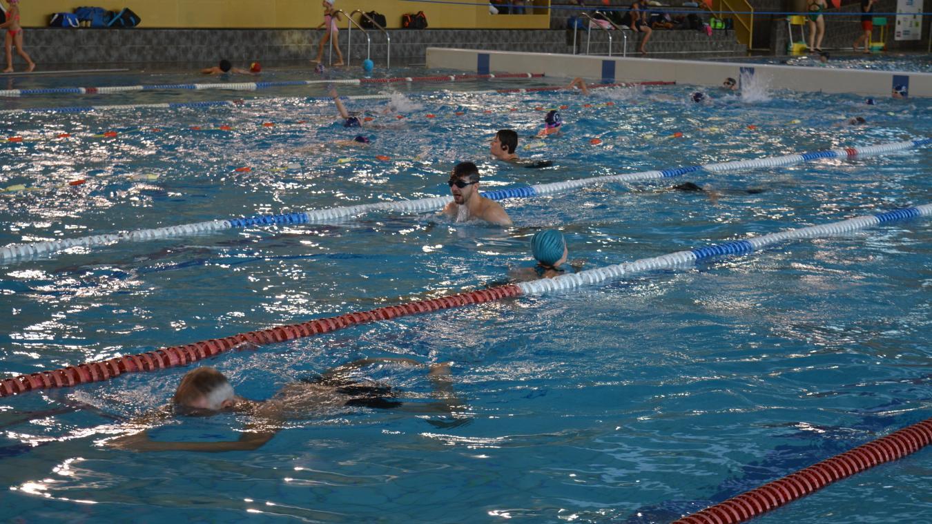 Depuis la fermeture de l'ancienne piscine, Divion a les faveurs des Bruaysiens amateurs de natation.