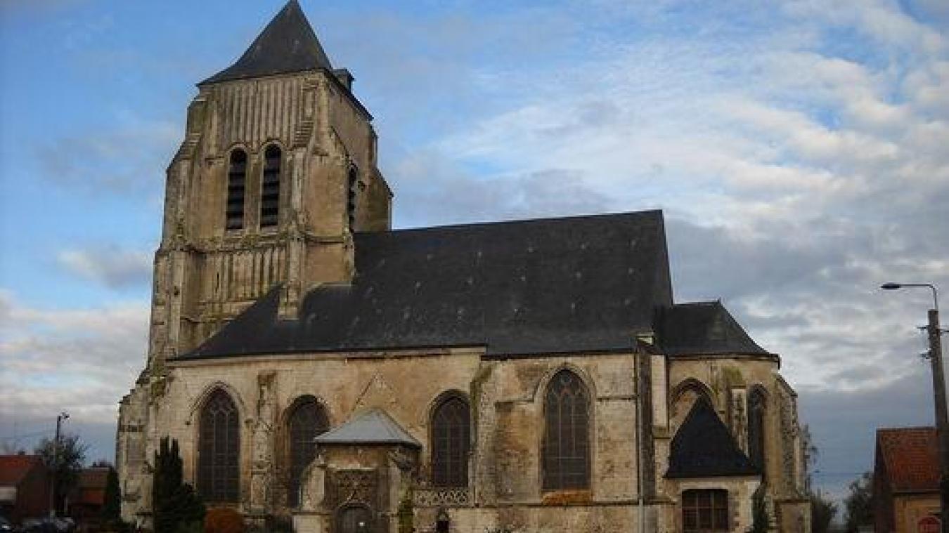 Isbergues/Saint-Venant : Venez découvrir l'histoire de sainte Isbergue