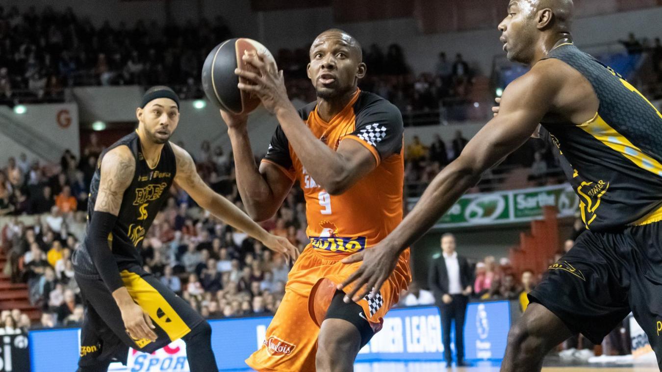 Basket: l'ESSM a recruté l'ex-capitaine de l'équipe de Belgique