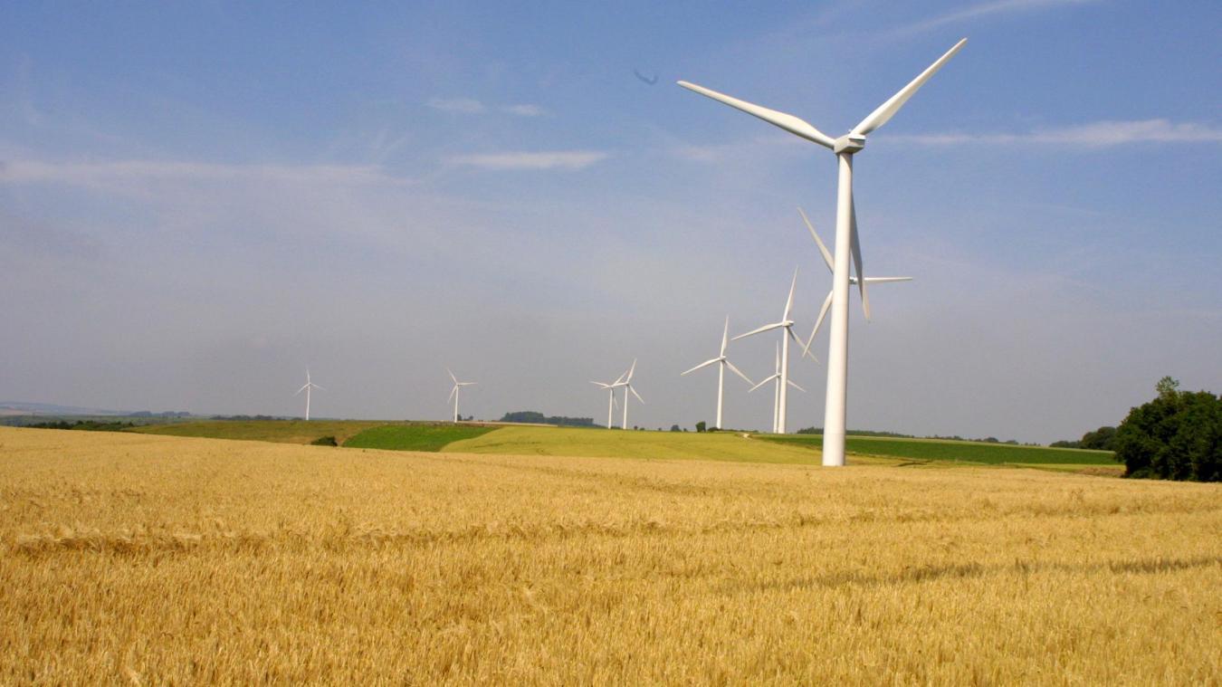 Camblain-Châtelain : Le parc éolien sera en service d'ici à 2021