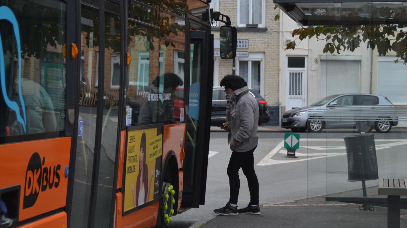 Dunkerque au cœur de l'observatoire des villes du transport public gratuit