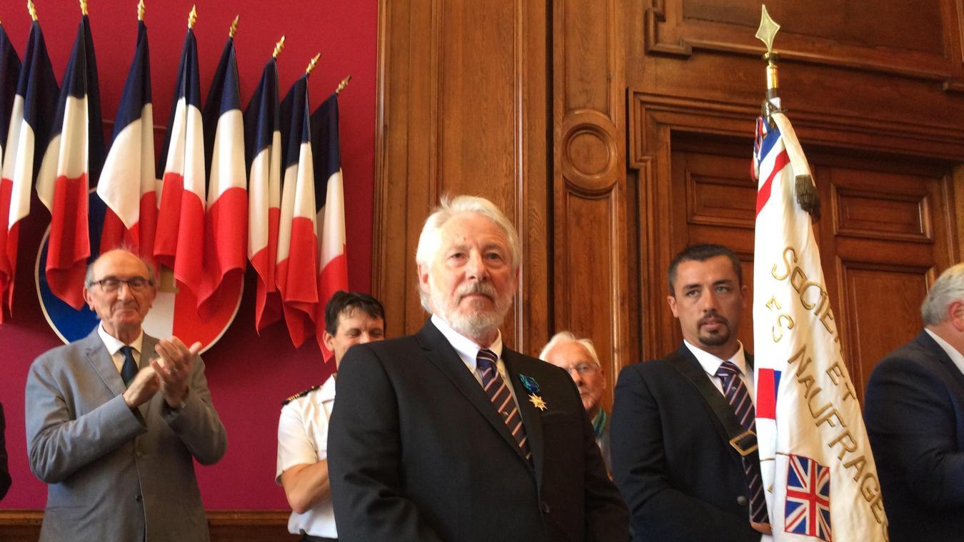 Spécialisé en droit maritime et plaisancier aguerri, Gérard Barron sait plaider la cause des sauveteurs en mer.