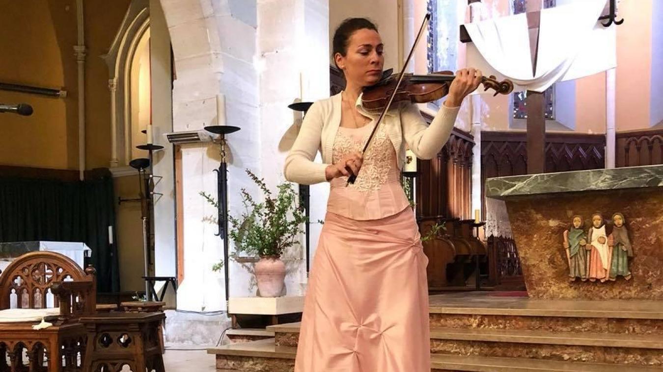 Natacha Triadou et les Chœurs du Boulonnais étaient rassemblés sous la baguette d'Enrique Segura pour un concert unique, précédemment à Wimereux.