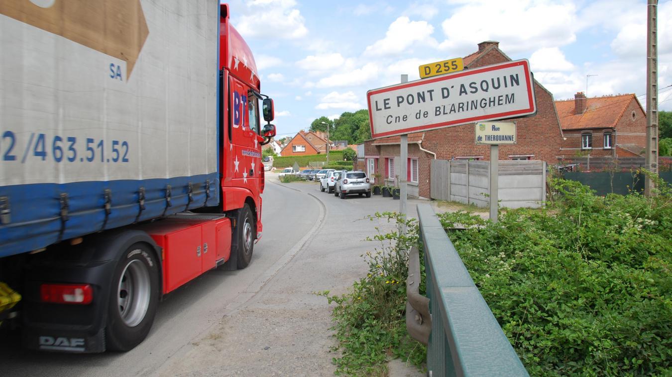 Blaringhem interdit aussi les camions