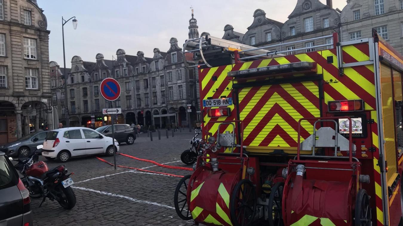 Arras: alerte à la bombe en début de soirée