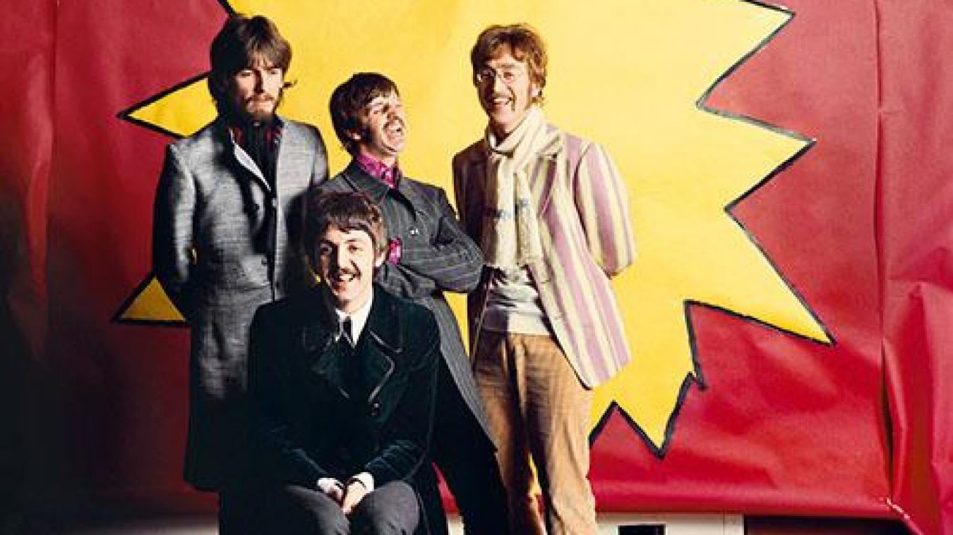 Beatles Go Pop Londres 1967.