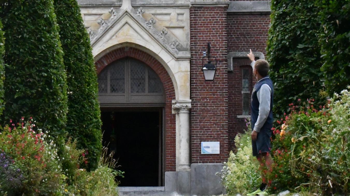 Matthias a lancé une pétition en ligne le 28 juin dernier pour réduire les nuisances de l'église, quand les cloches sonnent.