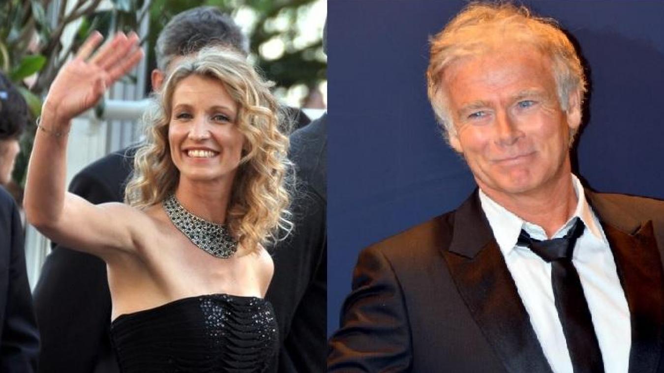 Alexandra Lamy et Franck Dubosc seront en tournage à Dunkerque le mercredi 11 septembre.
