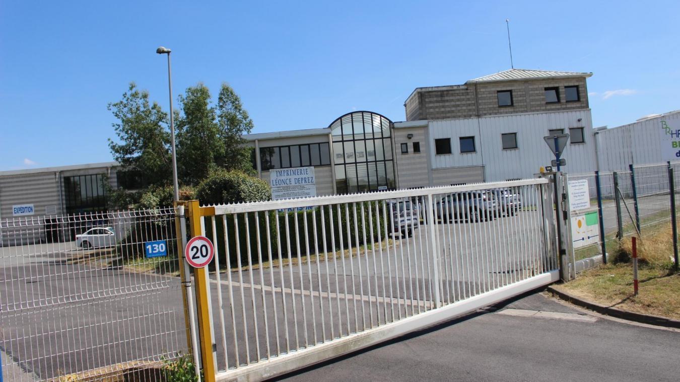 Ruitz : L'imprimerie Léonce-Deprez en redressement judiciaire