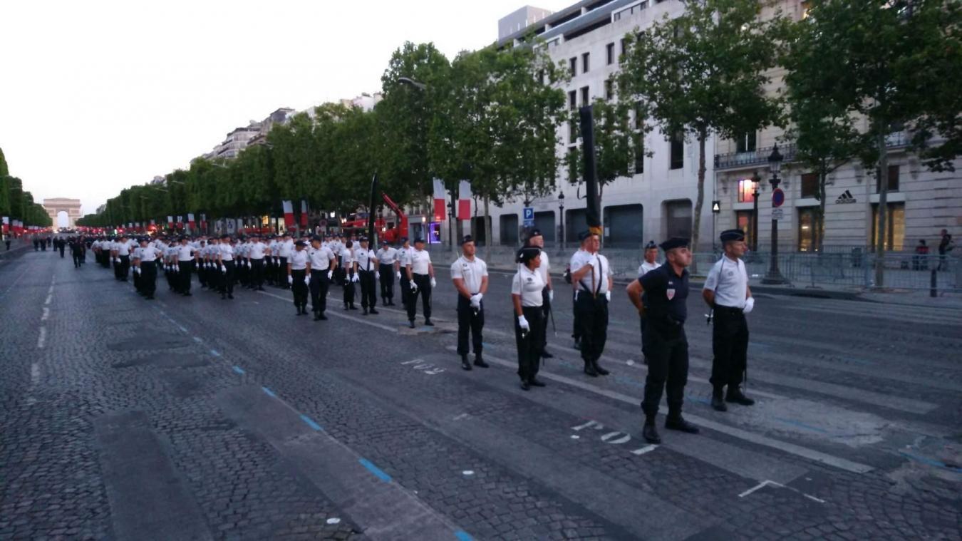 Lens : Emmanuel Desjars, commissaire divisionnaire, défilera sur les Champs-Élysée le 14 juillet