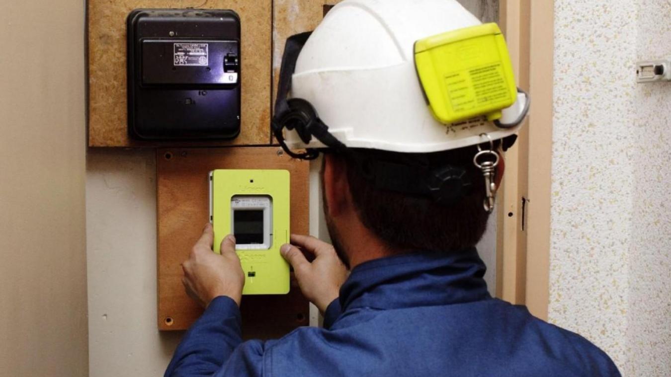 Enedis ne réalise aucun démarchage commercial et ne se rend chez le client que sur demande de celui-ci ou de son fournisseur d'électricité ©illustration.