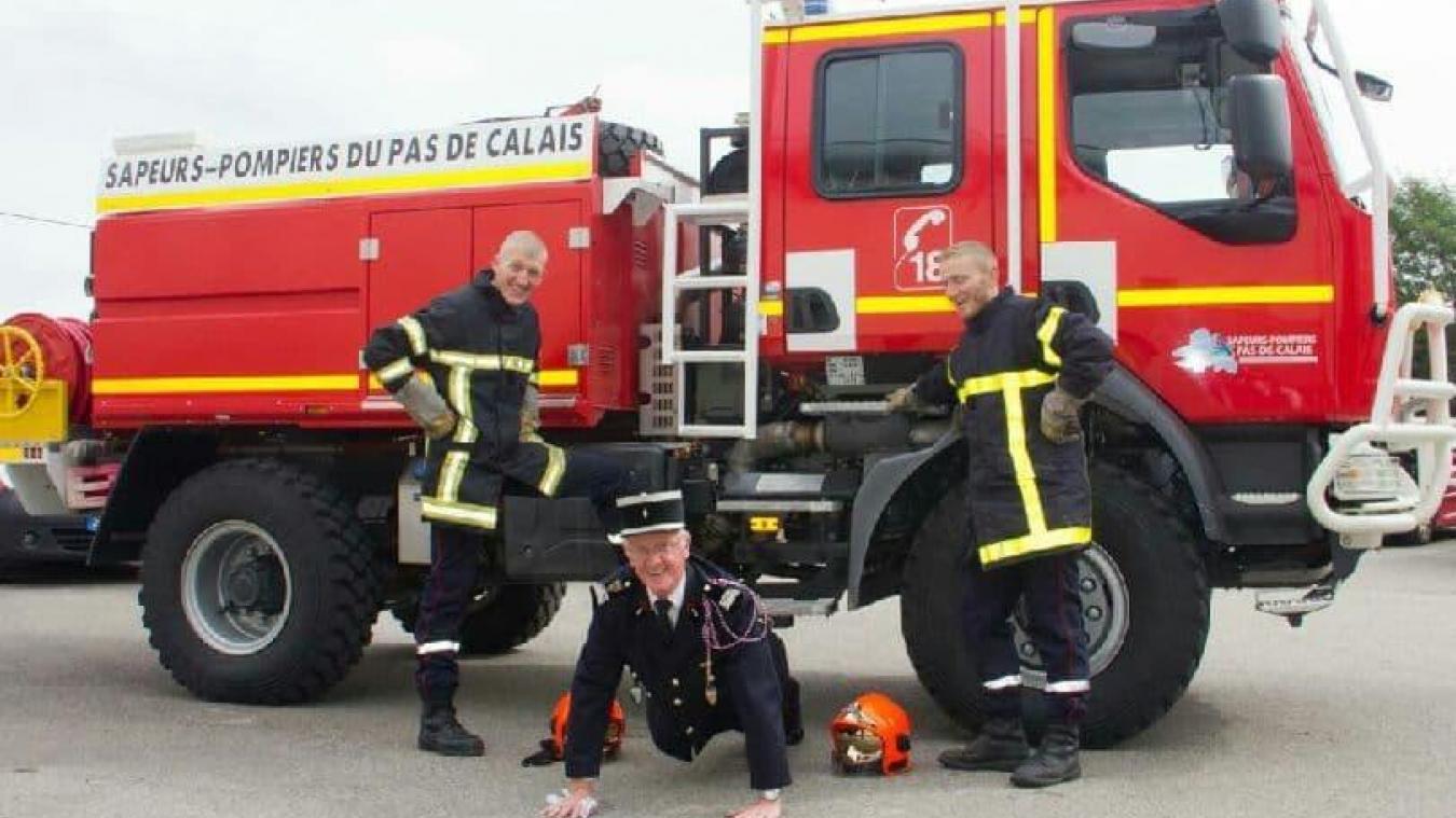 Marquise : ça « décale » chez les Cousin, pompiers de père en fils