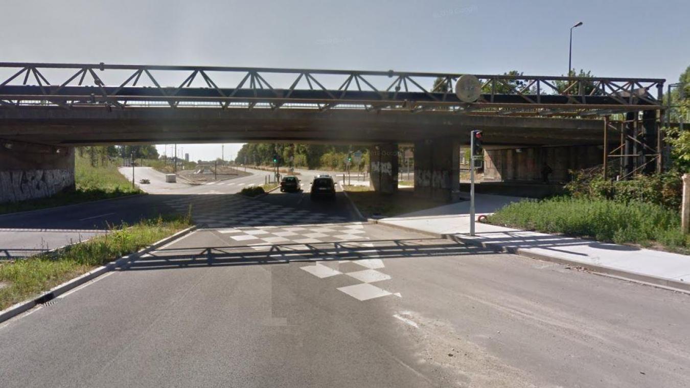Le pont Trystram est fermé jusqu'au 27 juillet.