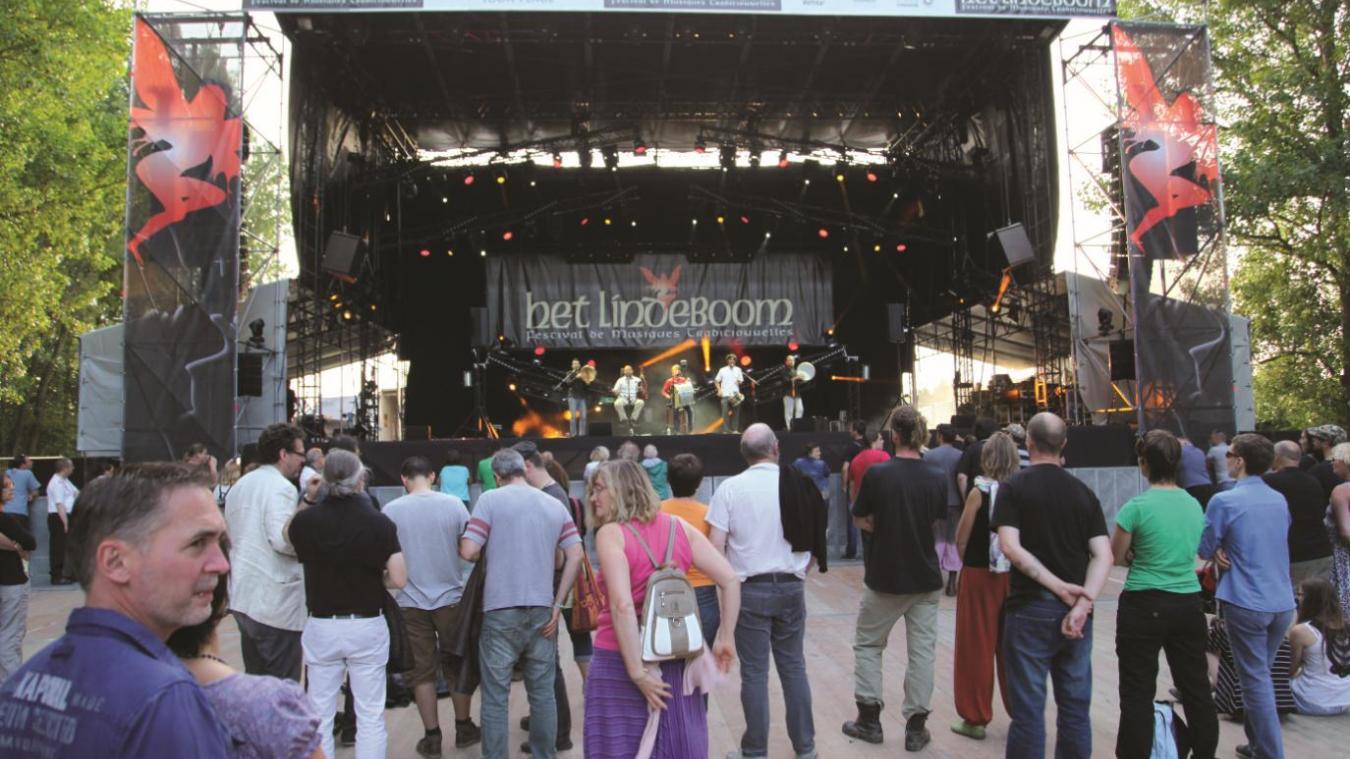 Le Het Lindeboom se déroulera comme chaque année au parc Galamé.