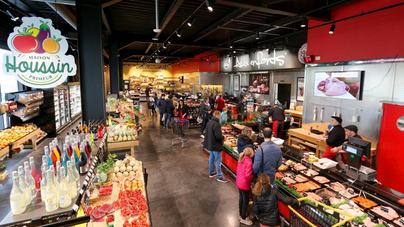 Le primeur Houssin, le fromager Ducoulombier et la boucherie-charcuterie-traiteur Aux enfants s'unissent pour ouvrir Les Artisans du frais dans la zone commerciale d'Aire-sur-la-Lys dès le mois d'août.