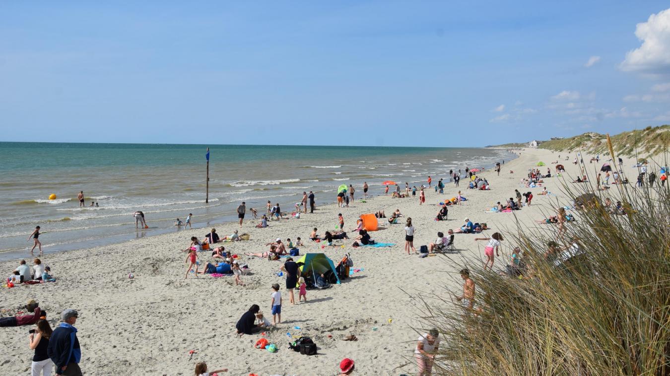 Depuis plus de 50 ans, les naturistes ont leurs petites habitudes sur la plage de Quend.