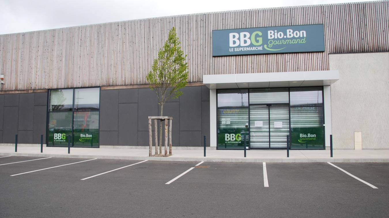 BBG avait ouvert en 2017 dans la zone de la Creule à Hazebrouck.