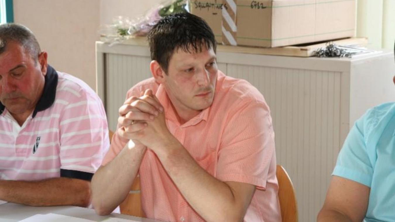 Alexandre Millien aura passé plus de 30 ans à l'AOSC.