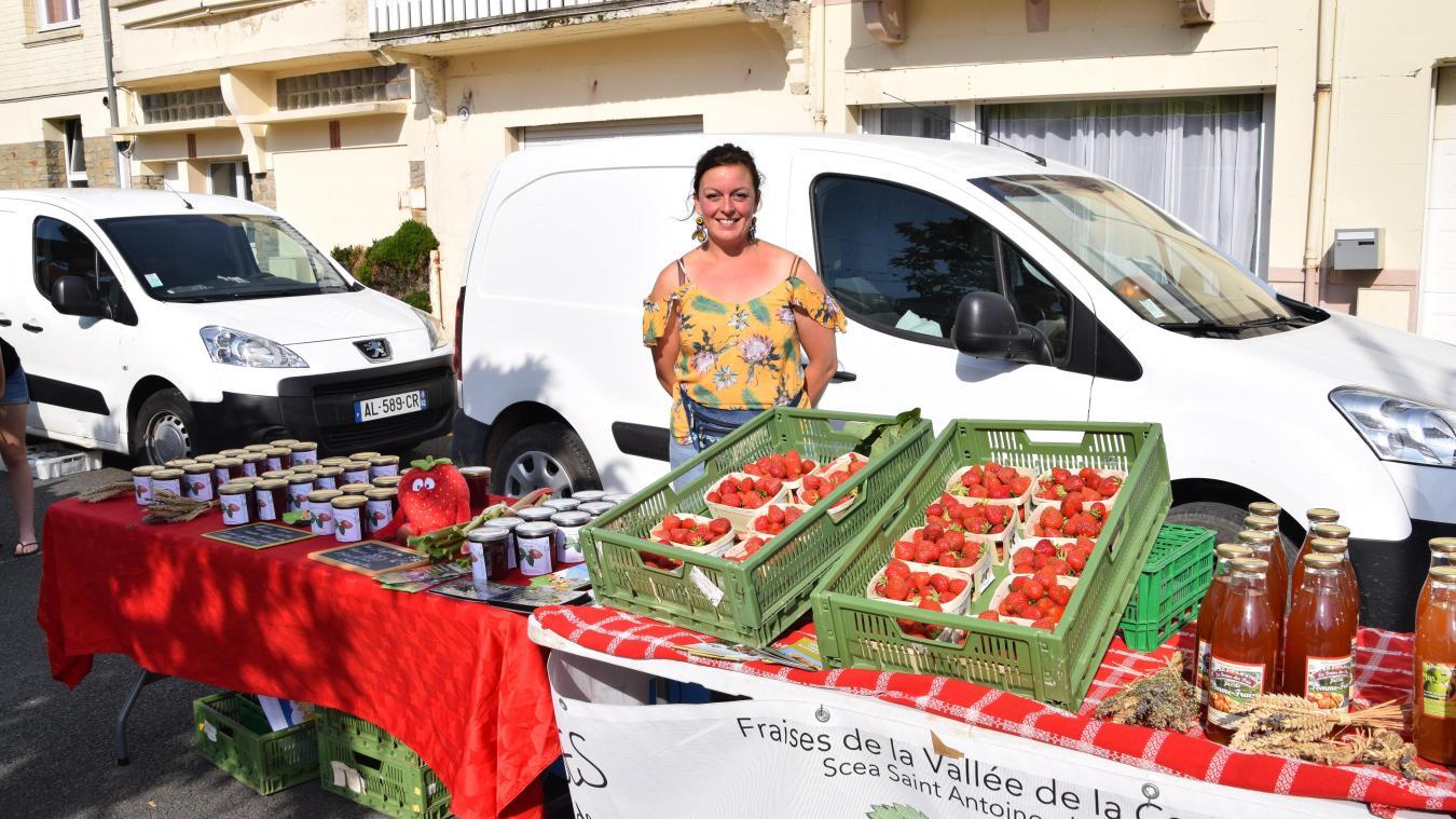 Comme l'an dernier, Merlimont ouvre son marché gourmand et artisanal place de la Chapelle