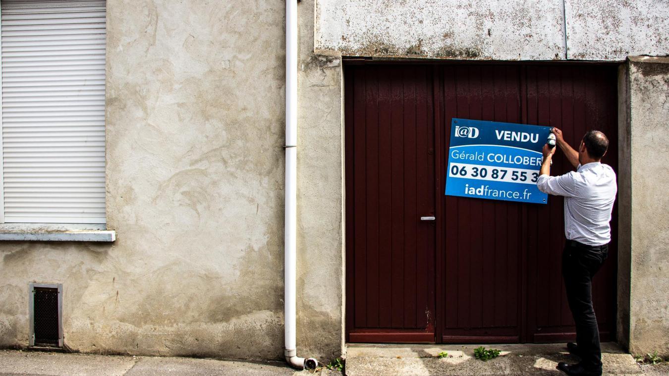 Auchel: les ventes de maison s'envolent