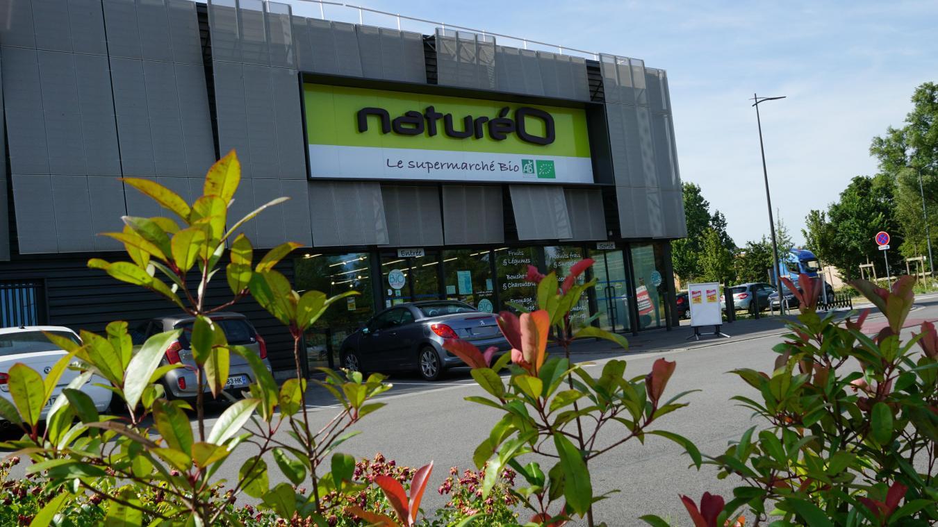 Le magasin avait ouvert en juillet 2017, sur la zone des Sintines, à Petite-Synthe.