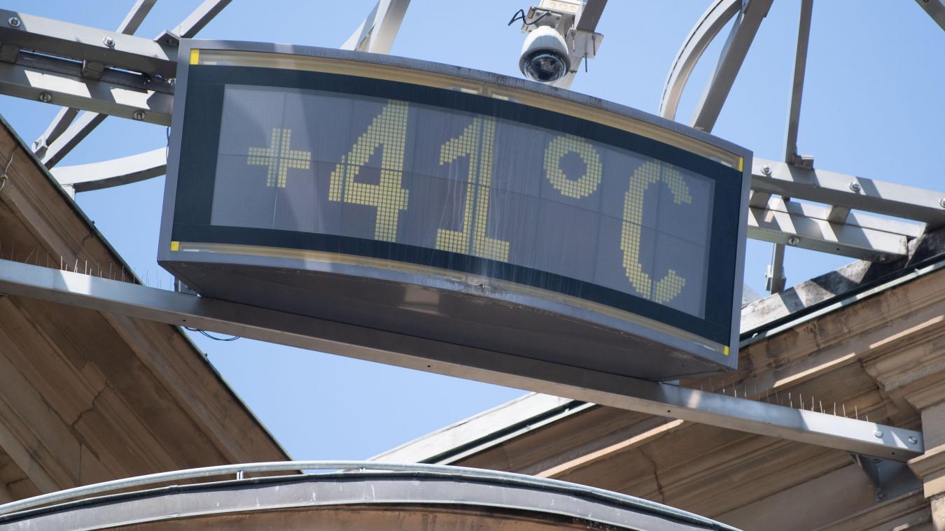 De nombreux records de température ont été battus ce jeudi 25 juillet 2019 dans le Nord et le Pas-de-Calais.