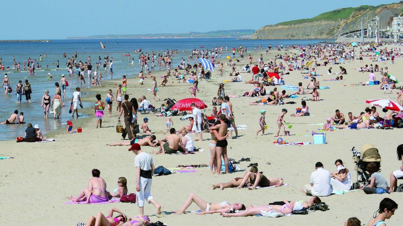 Le précédent record de chaleur à Boulogne-sur-Mer datait du 1er juillet 2015.