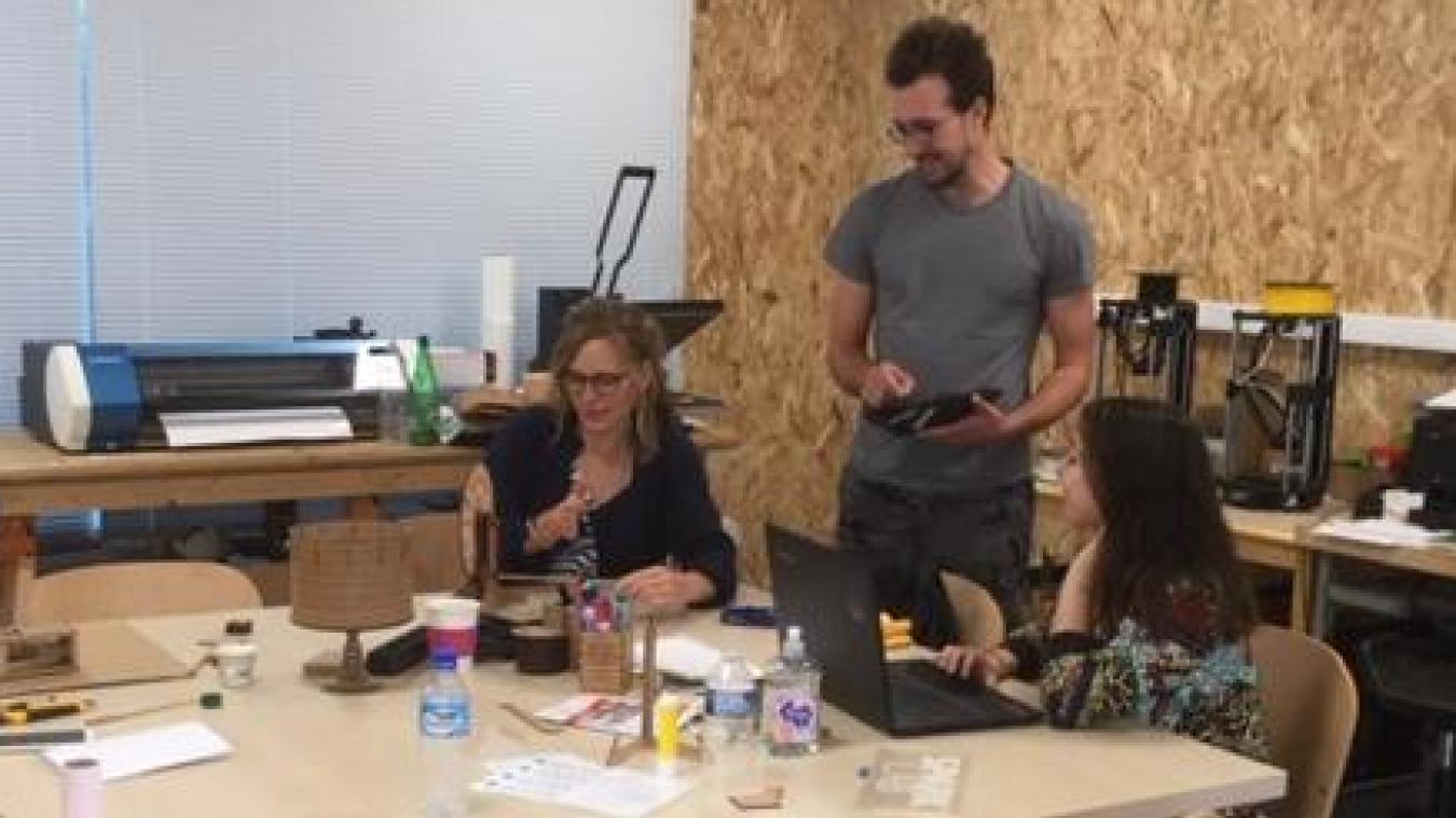 L'association Spark cherche à développer les capacités artistiques de chacun, notamment à travers différents ateliers.